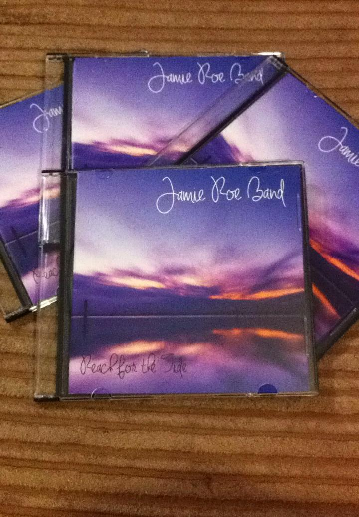 Reach For The Tide – Jamie Roe Band