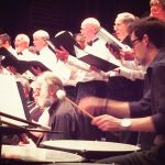 Zadok The Priest at the Auden Theatre
