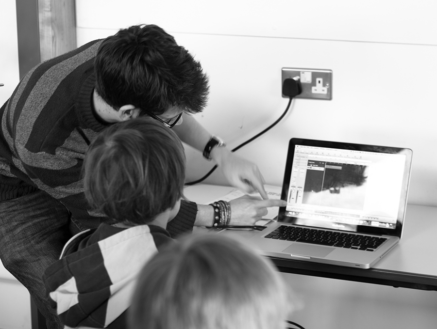 Composing and using technology