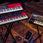 Synth rig with Ultra '90s