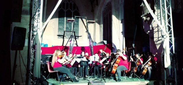 Sistema In Norwich Performance Project featured on Sistema Europe website