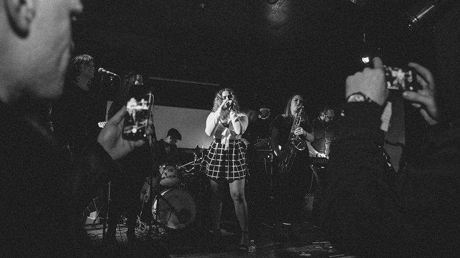 Jade MayJean @ O2 Academy · Image by Jae Storer