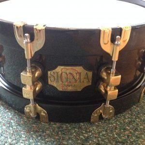 75th Anniversary style Premier Signia snare